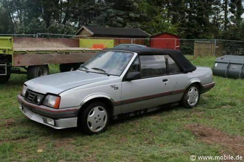 Ascona C Cabriolet